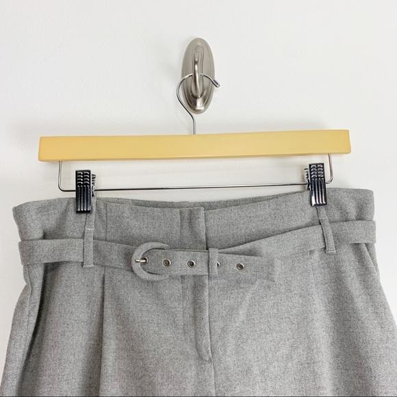 White House Black Market High Waist Grey Pants